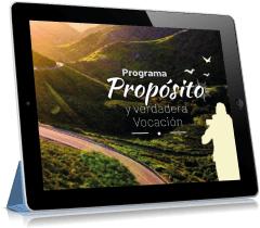 Programa Propósito y verdadera Vocación CON ACOMPAÑAMIENTO